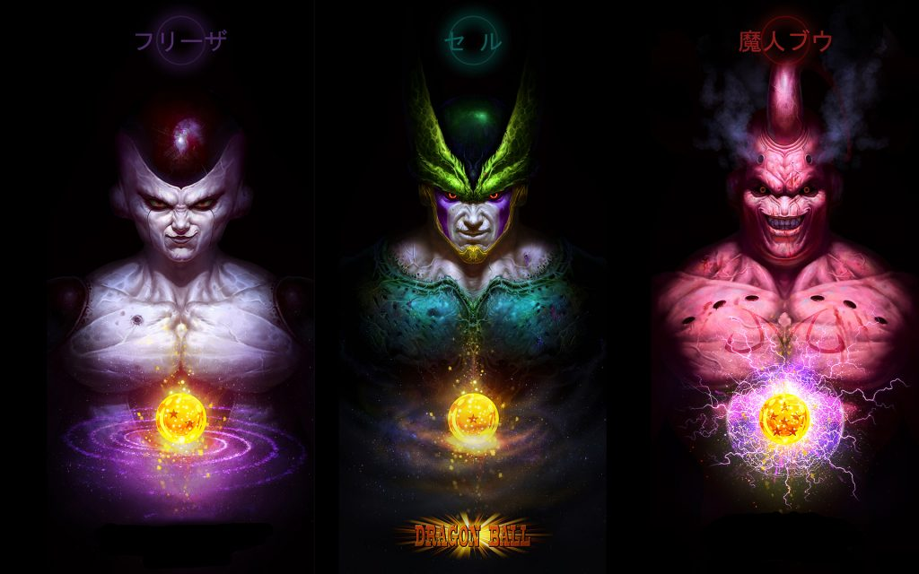 cell-dragonball-fan-art-freezer-majin-boo-PIC-MCH0379-1024x640 Majin Buu Kid Wallpaper 24+