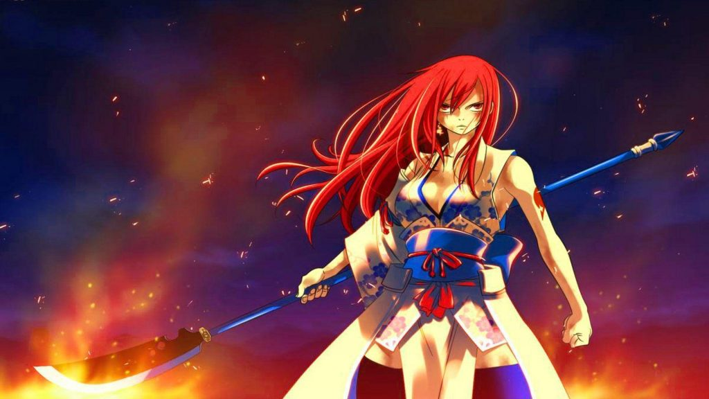 dKTEq-PIC-MCH056015-1024x576 Fairy Tail Wallpapers Erza 36+
