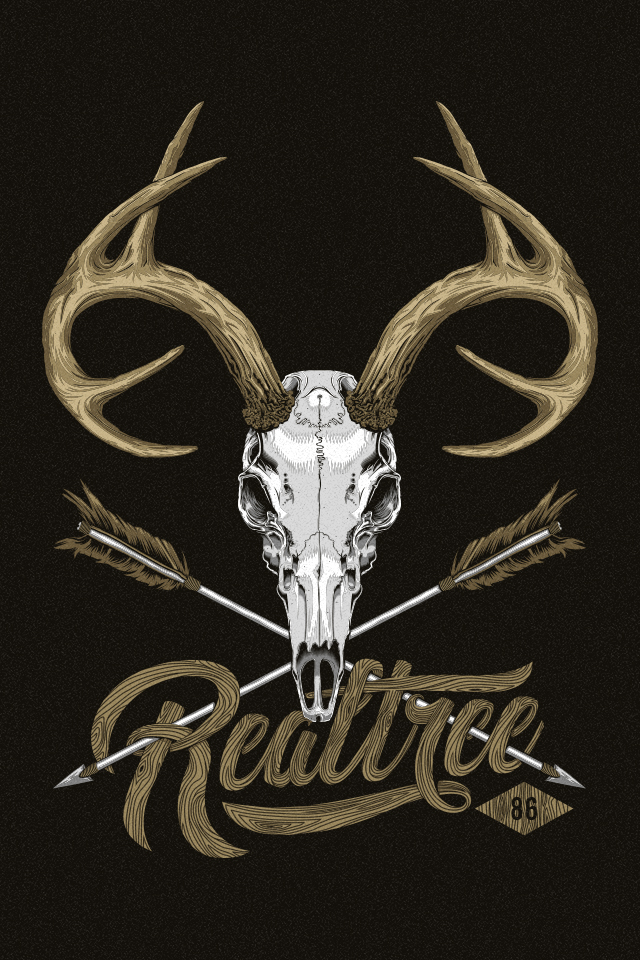 deerskullx-PIC-MCH057418 Realtree Wallpaper Uk 10+