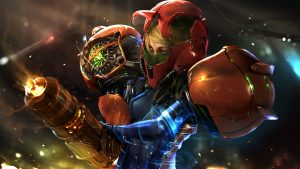 Zero Suit Samus Wallpaper 1920×1080 17+