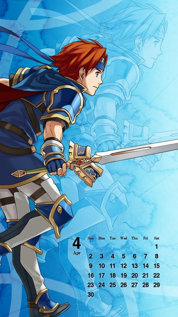 fire-emblem-heroes-april-calendar-wallpapers-featuring-lucina-and-fire-emblem-wallpaper-PIC-MCH063948-576x1024 Lucina Android Wallpaper 9+