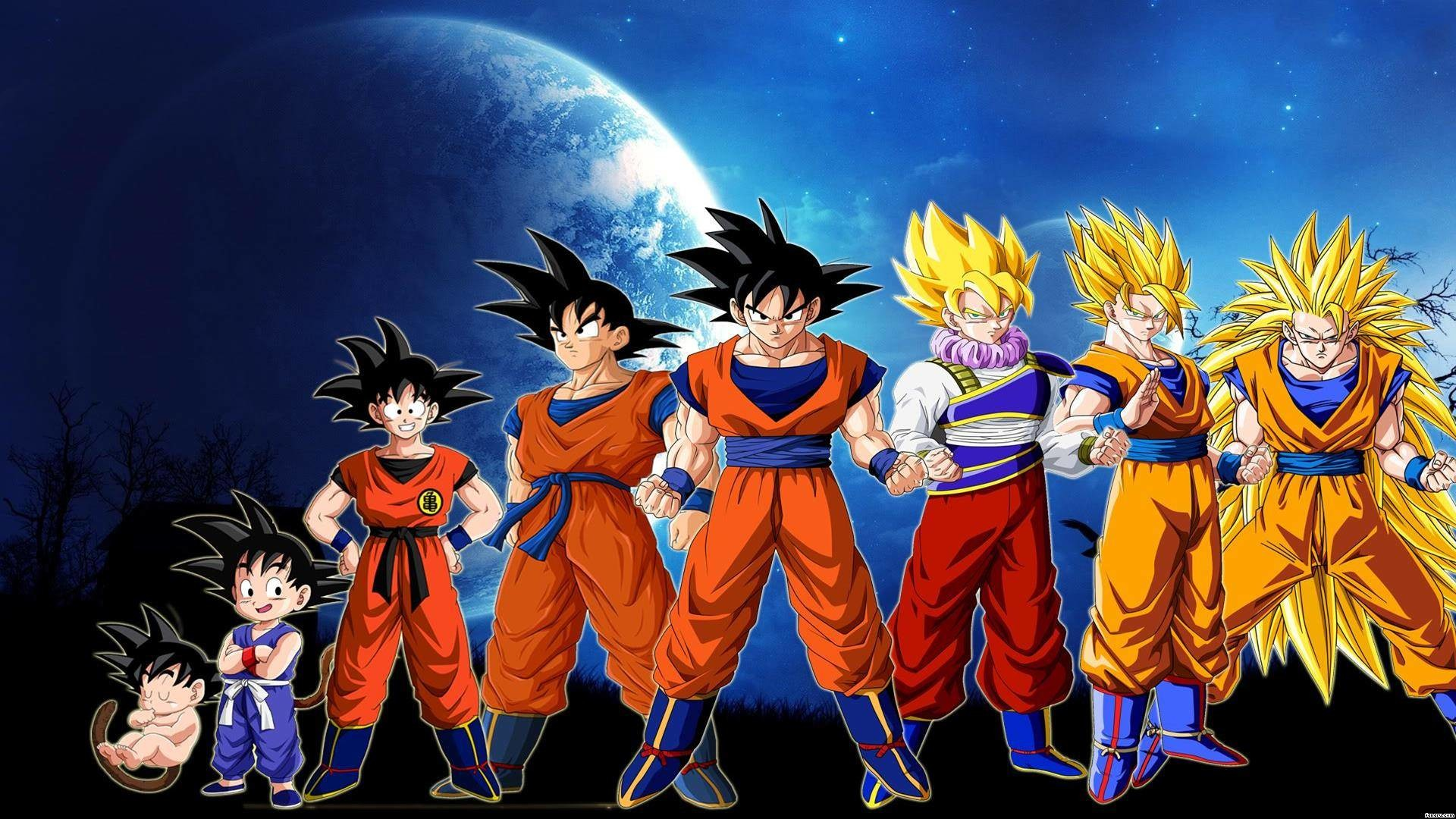 Free Download Dragon Ball Gt Hd Wallpapers X Images Pic Mch022434
