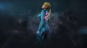 Zero Suit Samus Mobile Wallpaper 36+