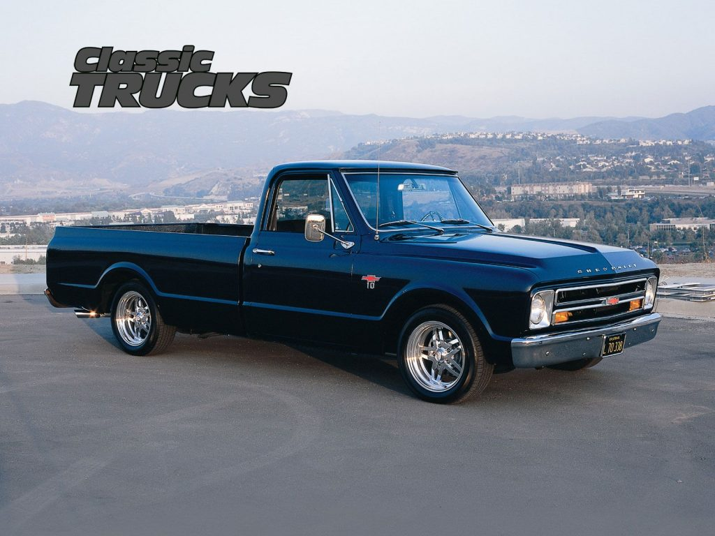 Old Pickup Truck Wallpaper 34+ - Page 3 of 3 - dzbc.org