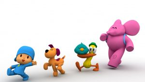 Pocoyo Birthday Wallpaper 8+