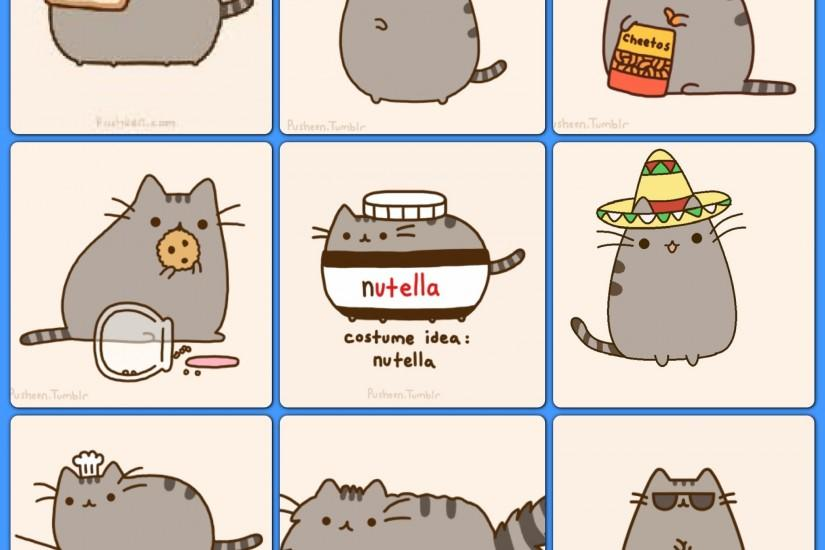 pusheen-wallpaper-x-for-android-tablet-PIC-MCH013475 Pusheen Wallpaper Android 7+