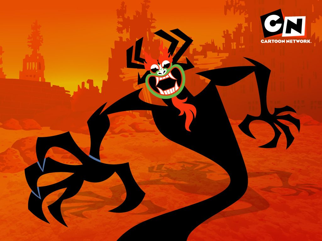 sam.down_.wall_.aku_.x-PIC-MCH0100095-1024x768 Cartoon Samurai Jack Wallpapers 26+