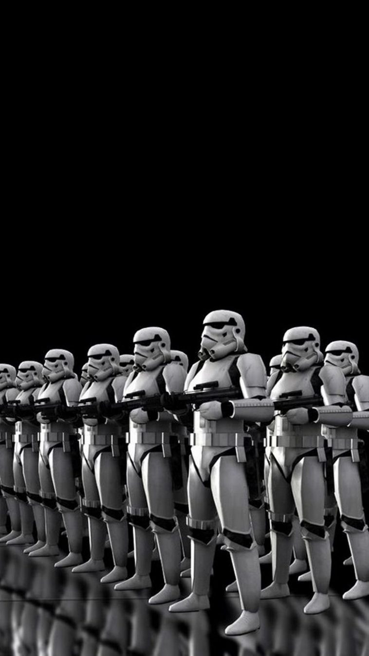 Star Wars Mobile Wallpapers Throughout Stormtrooper