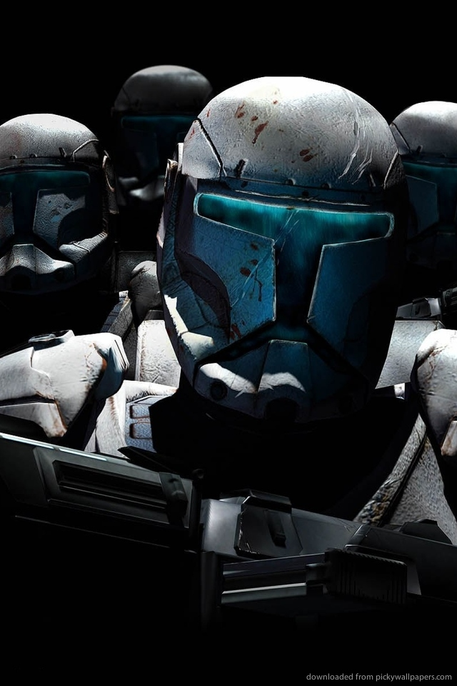 star-wars-republic-commando-PIC-MCH0103889 Wallpapers Star Wars Iphone 37+