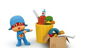 Super Pocoyo Wallpaper 10+