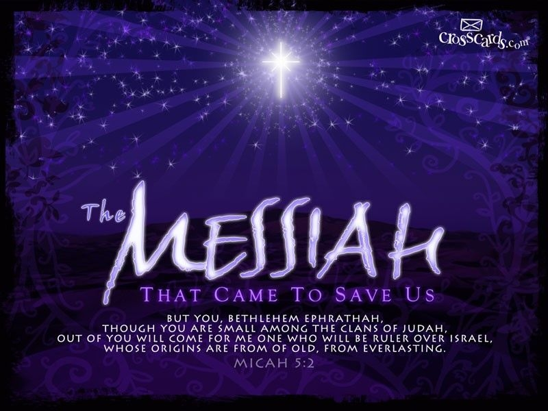 The Messiah Bible Verses And Scripture Wallpaper For Phone Or In