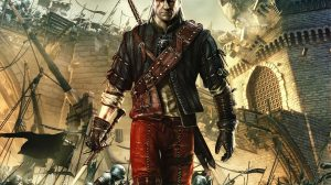 Wallpaper The Witcher 2 Hd 36+