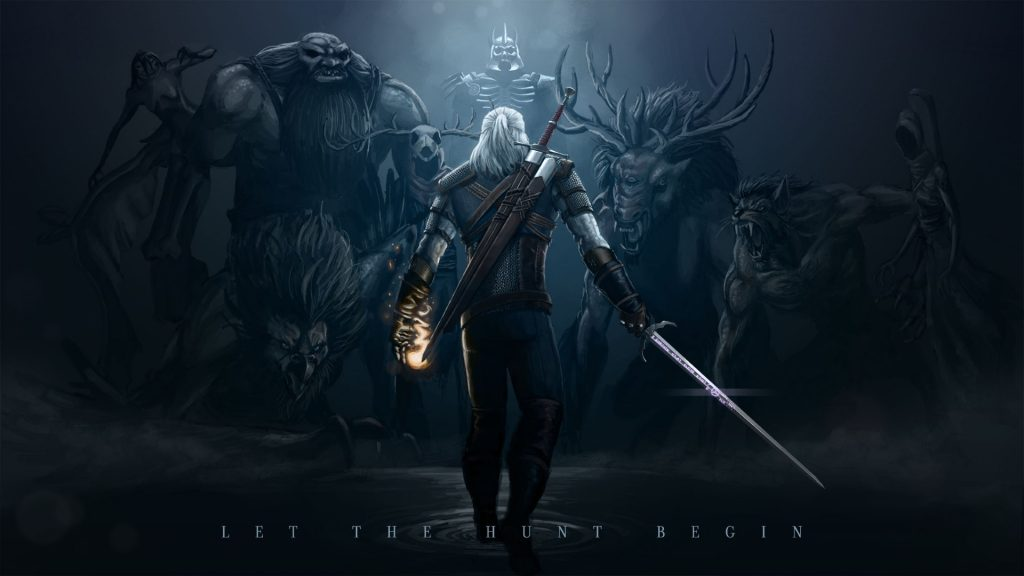 the-witcher-wild-hunt-monsters-art-warrior-PIC-MCH0107257-1024x576 Wallpaper The Witcher Iii 27+