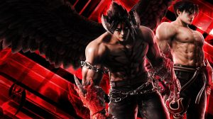 Tekken 5 Full Hd Wallpapers 32+