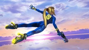 Zero Suit Samus Wallpaper 1366×768 19+