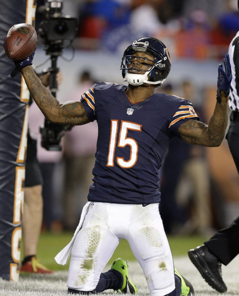 wtxqlttmnricvnip-PIC-MCH0119779 Chicago Bears Brandon Marshall Wallpaper 21+