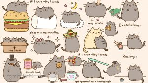 Pusheen Wallpaper Iphone 16+