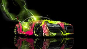 Cool Green Car Wallpapers 29+
