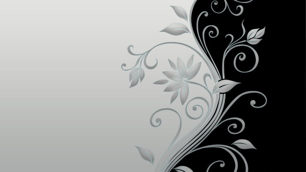 Cool-Black-And-White-Wallpapers-Resolution-x-Desktop-Backgrounds-PIC-MCH053935-1024x576 Black Background Wallpaper With Flowers 25+