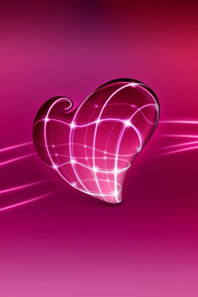 D-Love-Heart-l-PIC-MCH029427 Android Phone Wallpapers 3d 33+