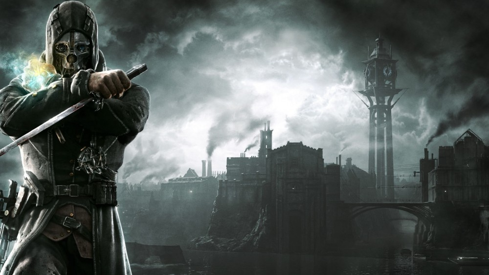 Dishonored-Game-HD-Wallpapers-e-PIC-MCH059004 Playstation Games Hd Wallpapers 36+
