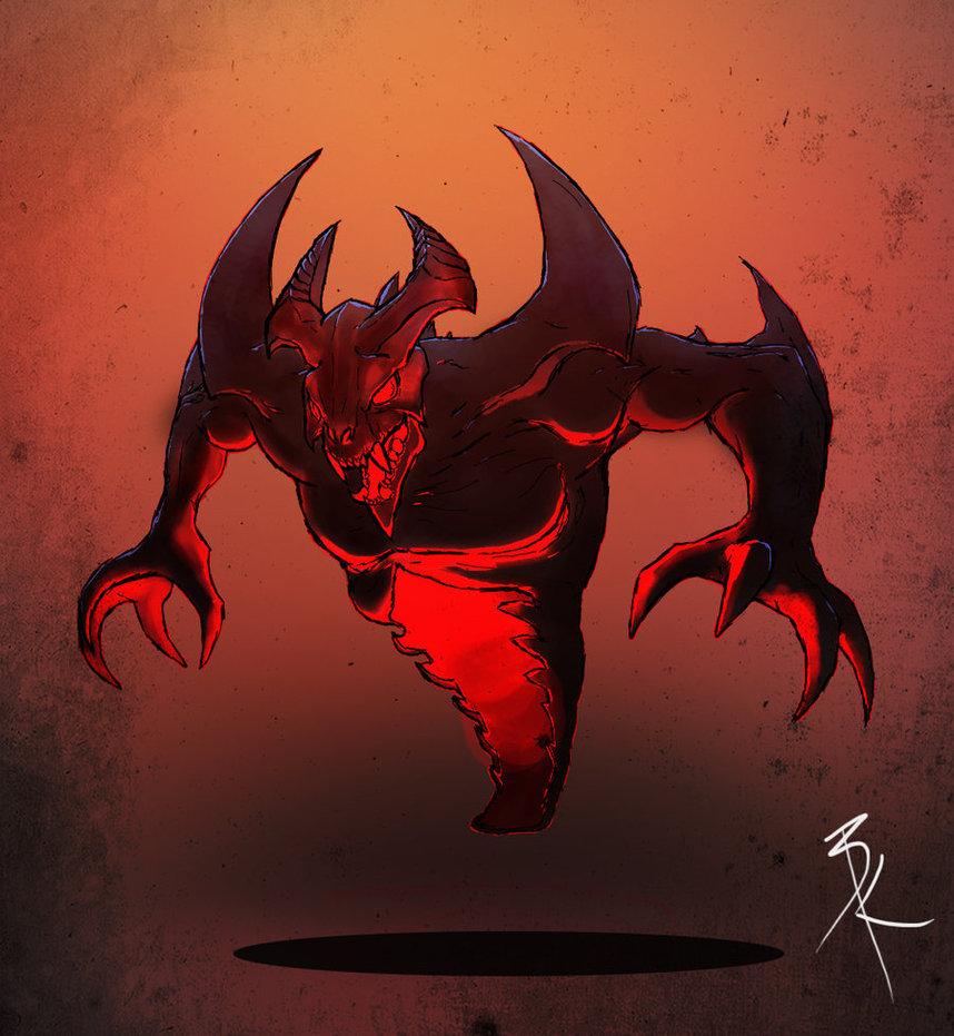 Dota Shadow Fiend Android HD Wallpaper PIC MCH059771