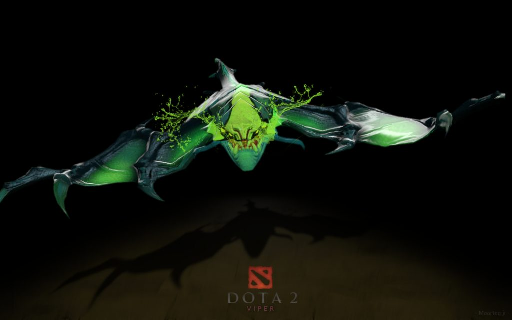 Dota-Viper-Wallpapers-PIC-MCH059832-1024x640 Dota 2 Hd Wallpaper For Pc 43+