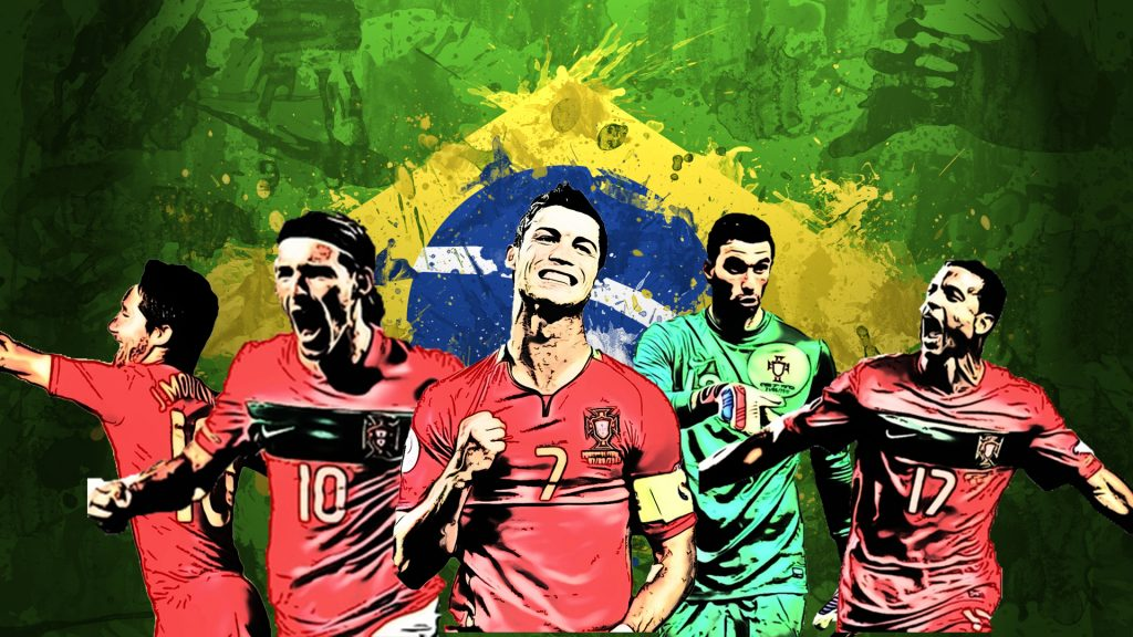 Fifa-World-Cup-'€œ-Portugal-PIC-MCH063757-1024x576 Brazil Football Team Wallpaper 35+