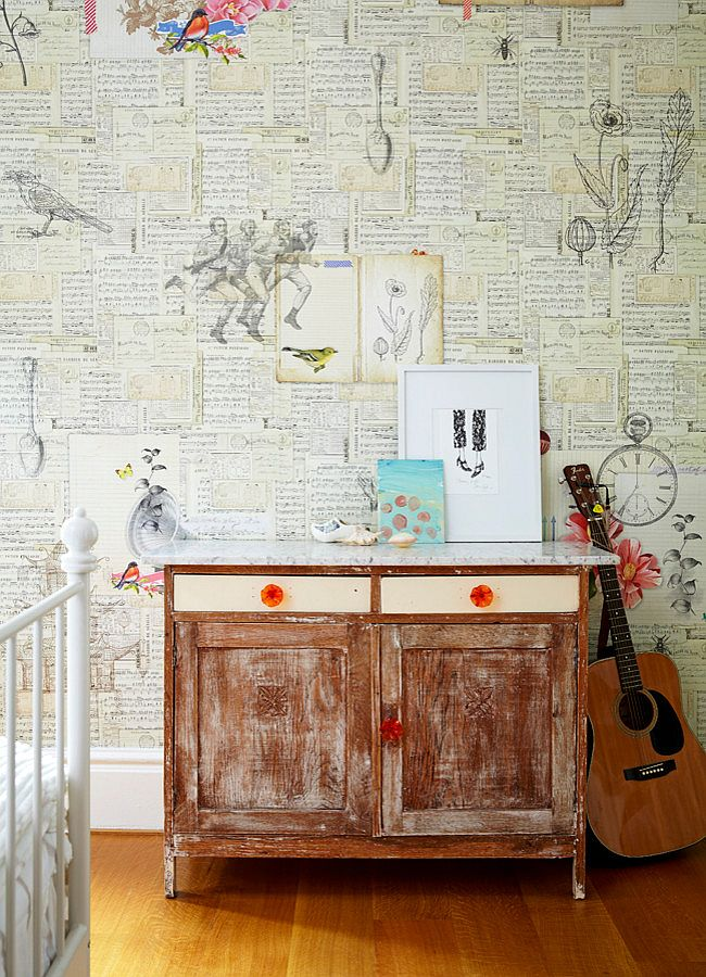 Give-the-old-a-new-lease-of-life-inside-your-home-with-upcycled-decor-PIC-MCH068564 Wallpaper Furniture Decoupage 10+