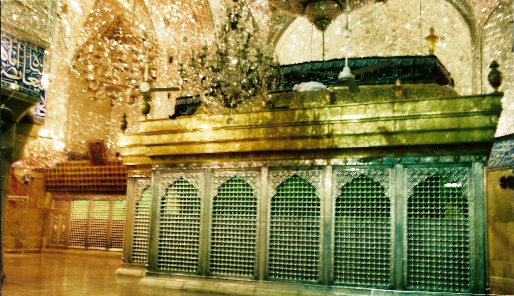 Grave-Of-Imam-Hussain-As-PIC-MCH069513-1024x590 Imam Hussain Shrine Hd Wallpapers 34+