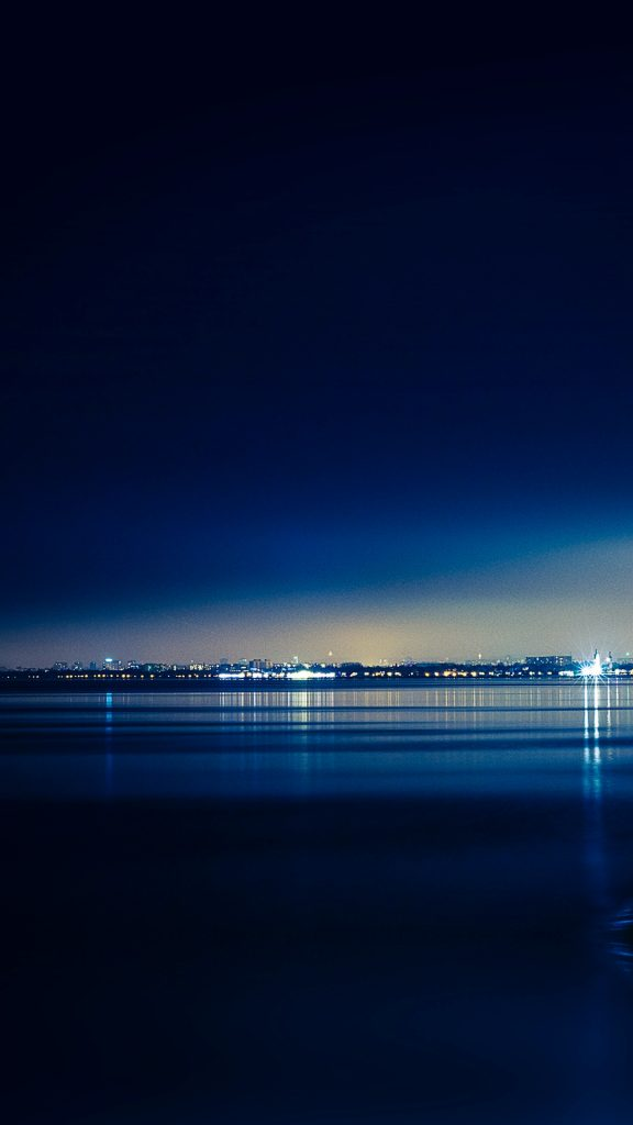 Lake-City-View-Night-Dark-Nature-Awesome-iphone-wallpaper-ilikewallpaper-com-PIC-MCH081061-576x1024 Awesome Wallpapers For Ipad 53+
