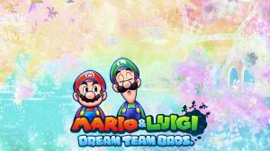 Mario And Luigi Dream Team Wallpaper 13+
