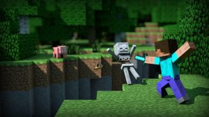 Minecraft Hd Wallpapers 1080p 34+
