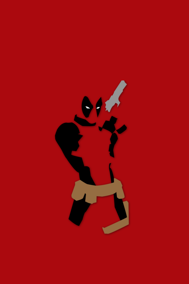 Deadpool Wallpaper Iphone 4 34 Page 3 Of 3 Dzbc Org
