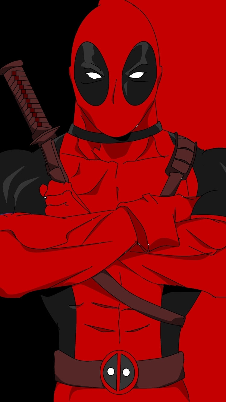 Deadpool Iphone 6 Wallpaper 33