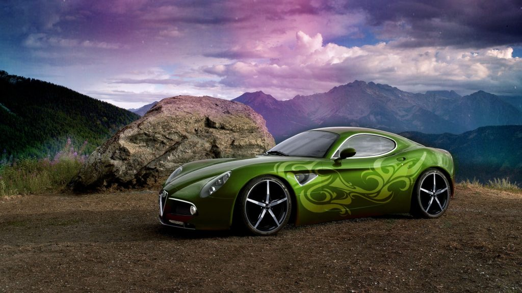 PIC-MCH04872-1024x576 Cool Green Car Wallpapers 29+