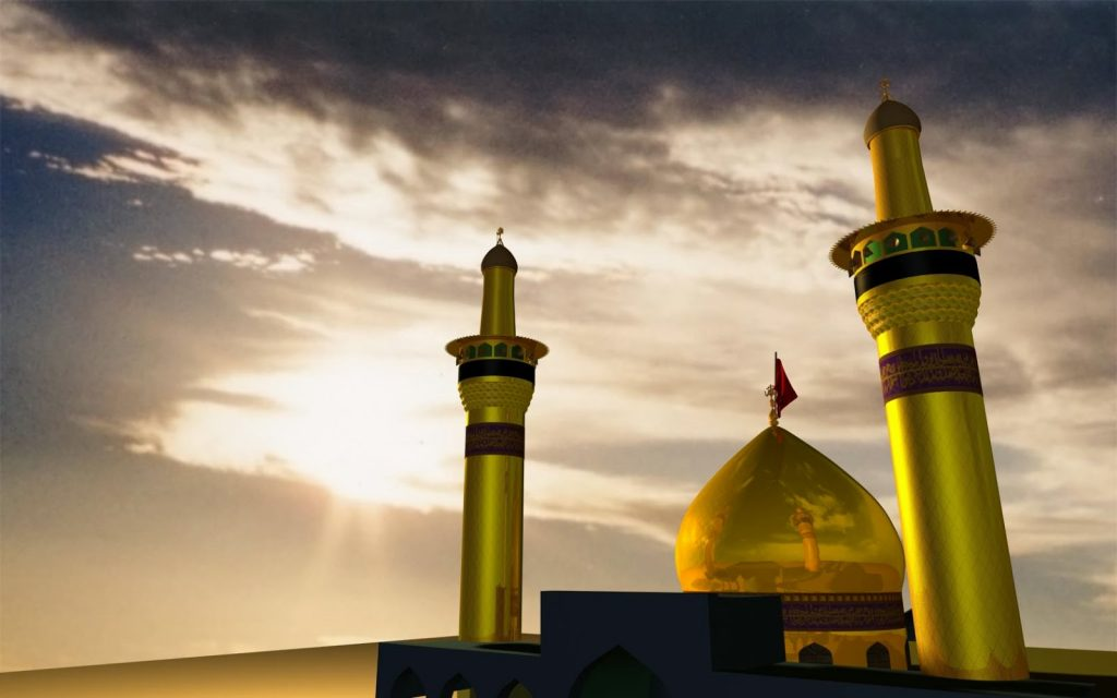 Pictures-Of-Holy-Shrine-Of-Imam-Hussain-PIC-MCH094927-1024x640 Imam Hussain Shrine Hd Wallpapers 34+