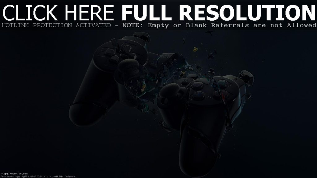 Playstation-Game-Controler-Black-Wallpaper-HD-Free-Desktop-Mobile-PIC-MCH095654-1024x576 Playstation Games Hd Wallpapers 36+