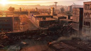 Fallout New Vegas Wallpaper Engine 13+