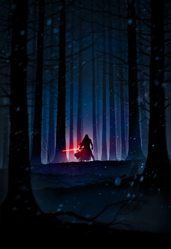 Star-Wars-iPhone-Wallpaper-The-Force-Unleashed-Kylo-Ren-Marko-Manev-Color-PIC-MCH0103833-705x1024 Star Wars Iphone Wallpapers Force Awakens 50+