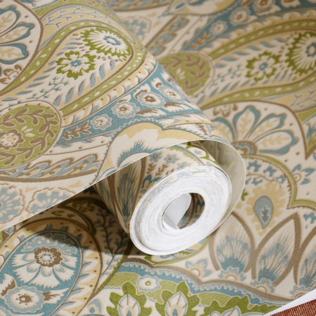 Vintage-D-Rustic-Floral-Wallpaper-Roll-Non-Woven-Wallpapers-for-Living-Room-Bedroom-Wallpaper-Desi-PIC-MCH0110299 Non Woven Wallpaper Glue 33+