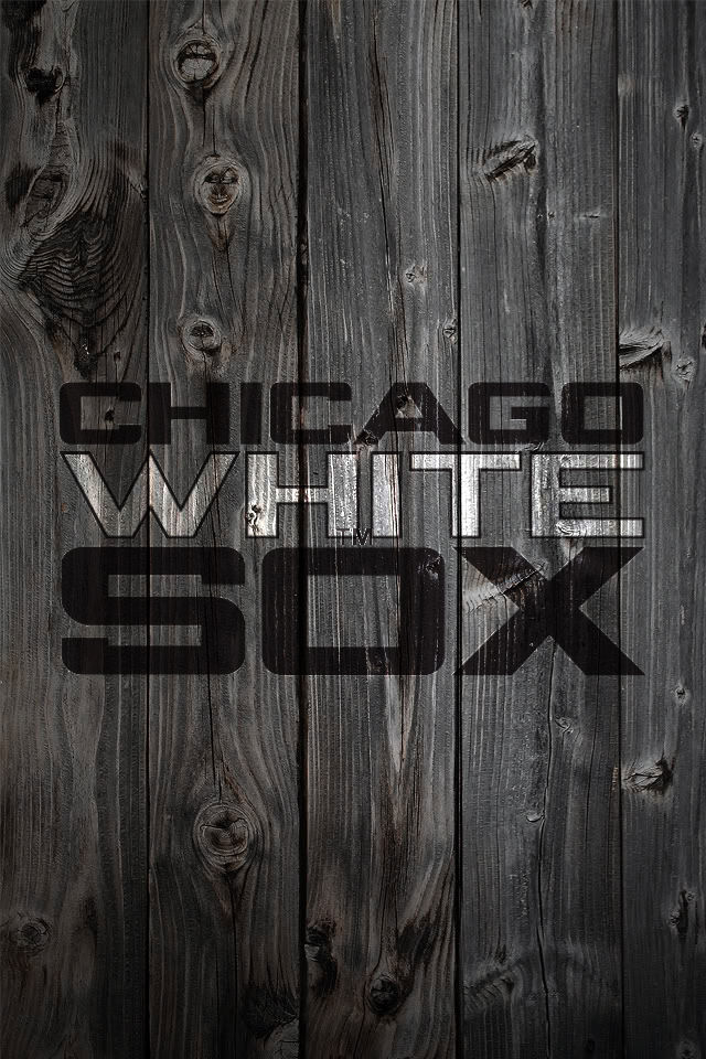 Wallpapermyiphone-Wood-WhiteSox-PIC-MCH0114825 White Sox Iphone Wallpaper 23+