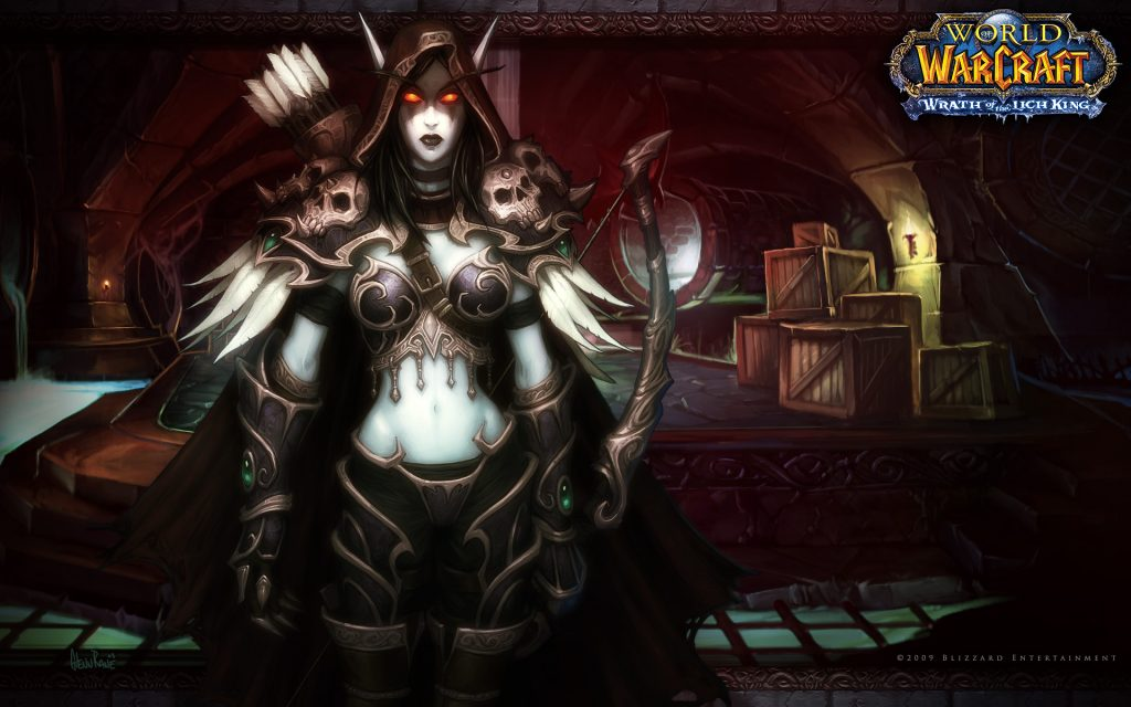 World-of-Warcraft-Sylvanas-Game-Wallpapers-PIC-MCH0117447-1024x640 Sylvanas Windrunner Iphone Wallpaper 37+
