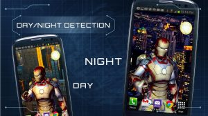 Iron Man 3d Wallpaper Apk 11+