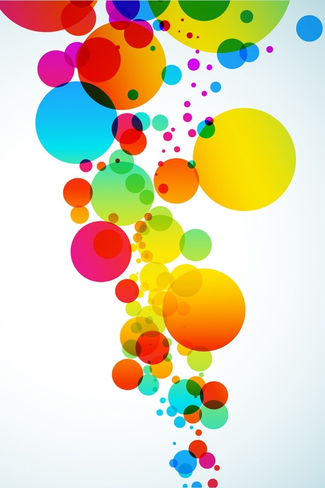 colorful-abstract-dots-iphone-hd-wallpaper-free-beautiful-PIC-MCH053501 Beautiful Wallpapers Free For Mobile 28+