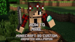 Custom Minecraft Wallpaper Maker 27+