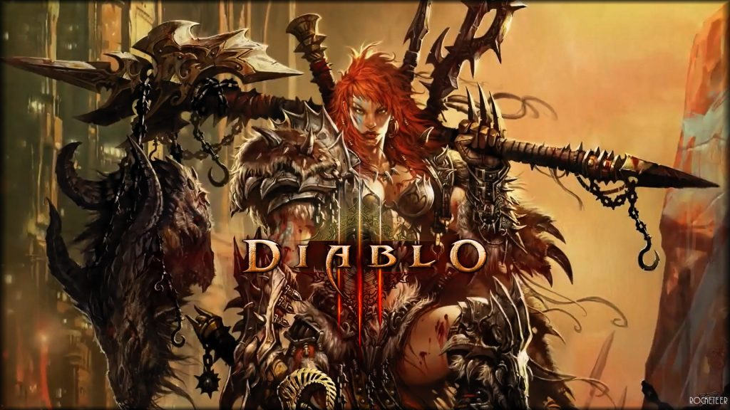 diablo-princess-warrior-wallpaper-x-PIC-MCH058697-1024x576 Diablo 3 Wallpaper 1920x1080 43+