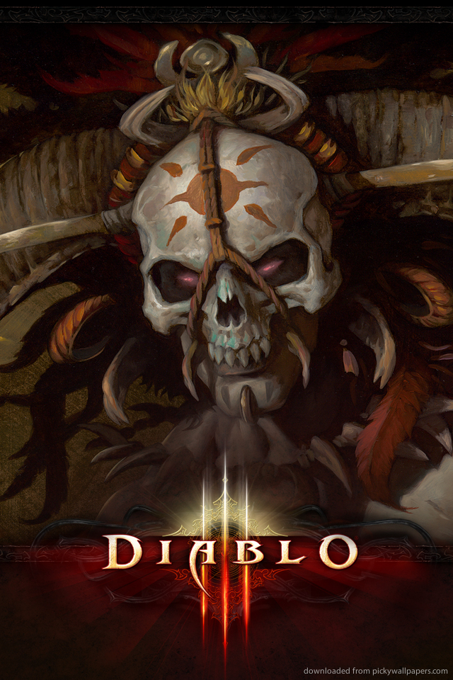 diablo-unlocked-exclusive-witch-doctor-PIC-MCH058724 Diablo 3 Wallpaper Iphone 42+