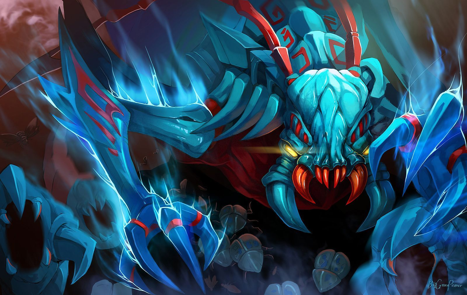 Dota 2 Hd Wallpaper Fur Pc 43 Dzbc Org