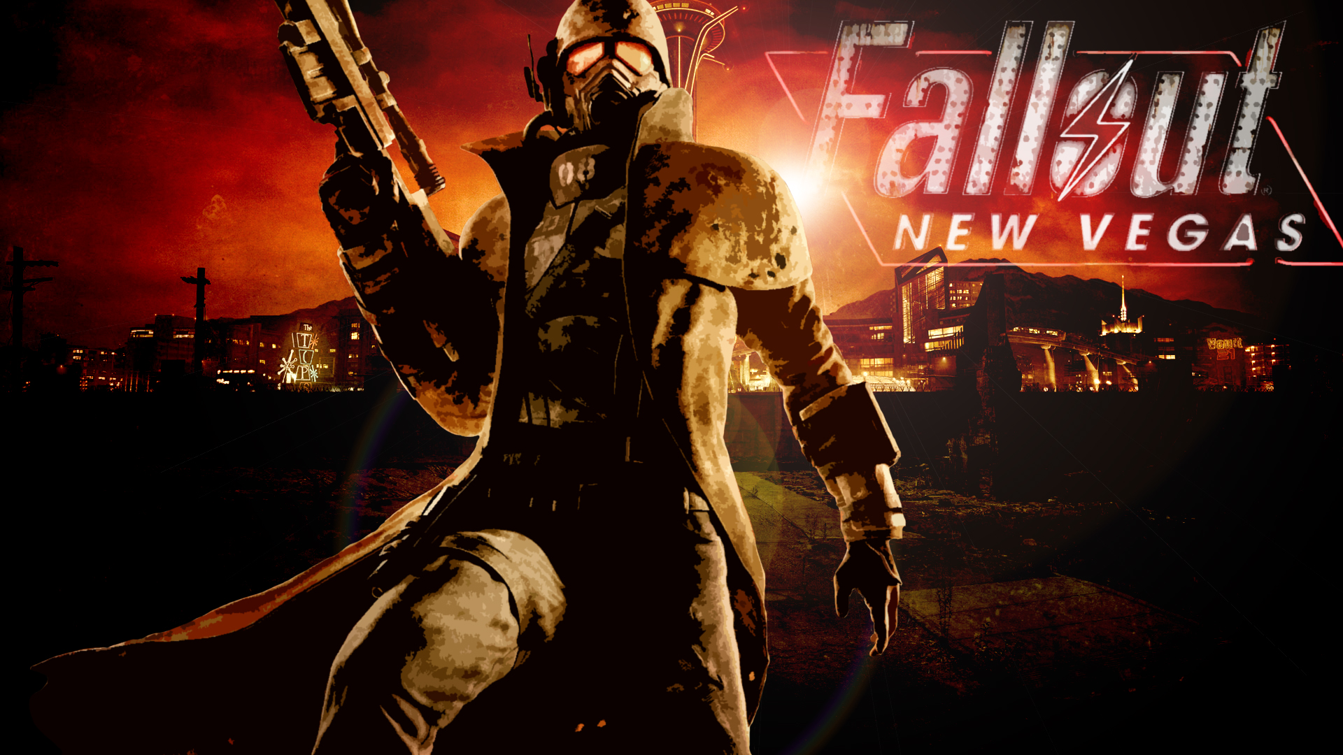 Fallout New Vegas Wallpaper P PIC MCH063078